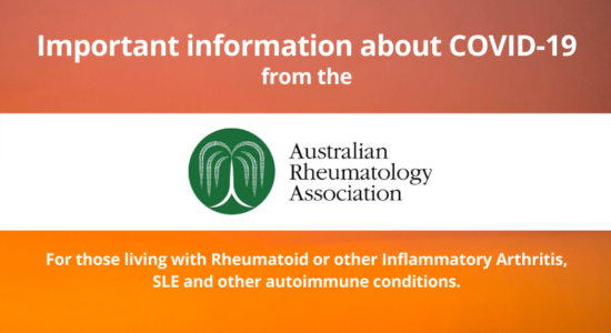 important information about COVID-19 from ARA