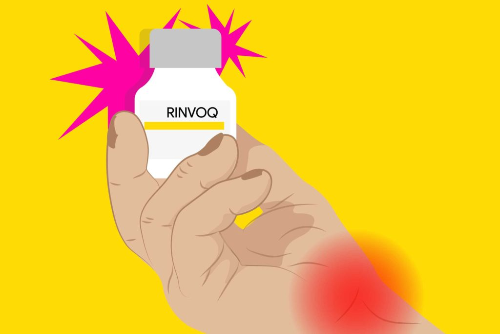 Upadacitinib (Rinvoq®) Available Through PBS For Rheumatoid Arthritis