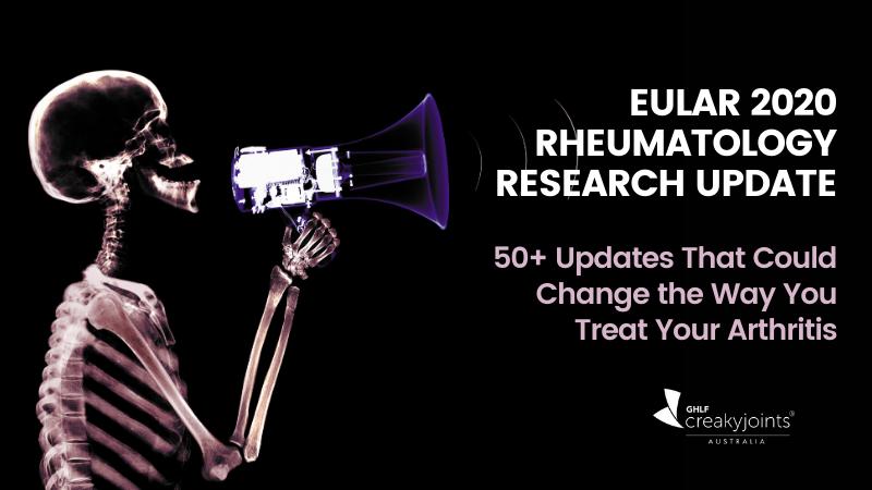EULAR 2020 Update