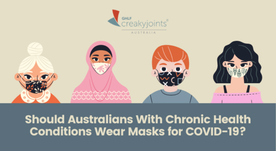 Wearing a mask during COVID-19