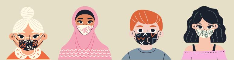 Wearing a mask regulations in Australia