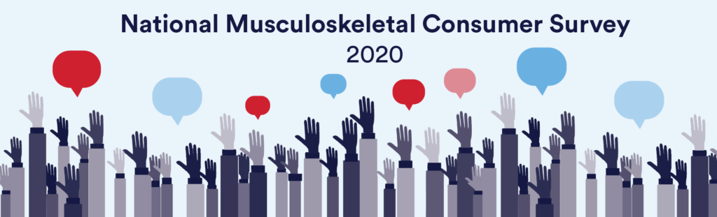 National Musculoskeletal Consumer Survey 2020