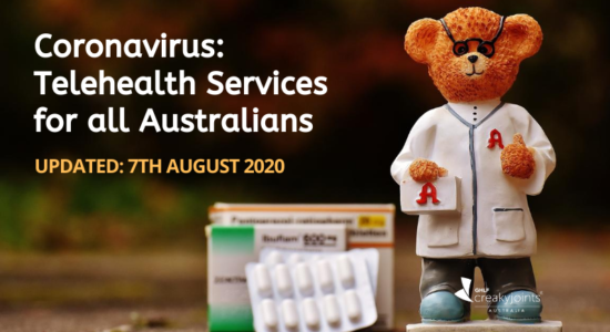 Coronavirus and Telehealth Services