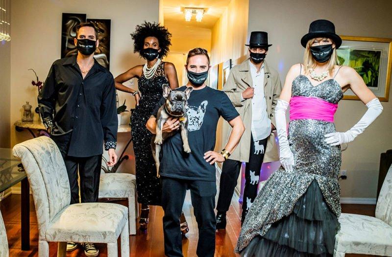 Michael Kuluva Virtual Fashion show watch party
