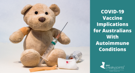 COVID-19 Vaccine Implications for Australians With Autoimmune Conditions
