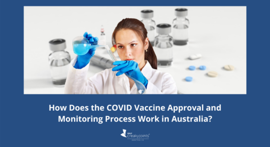 How Does the COVID Vaccine Approval and Monitoring Process Work in Australia?