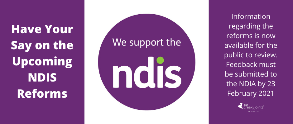 NDIS reforms