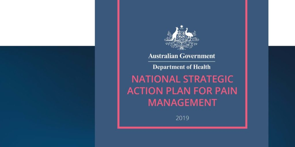 National Strategic Action Plan for Pain Management